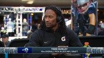 The Jim Rome Show: Todd Gurley talks NFL MVP race