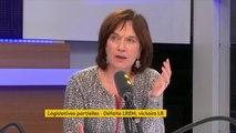 """Défaite de #LREM aux législatives partielles : """"Ce n'est pas la première alerte (...) Il n'y a pas d'adhésion chez les Français"""", considère @laurossignol, sénatrice PS de l'Oise #TEP"""