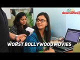 Worst Bollywood Movies of All Time? | Latest Bollywood Gossips