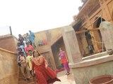 Bunglow burned in film shooting of vidya balan film Begam Jaan