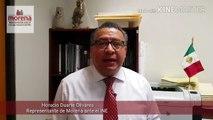 Denunciamos en el INE la campaña sucia contra Andrés Manuel López Obrador