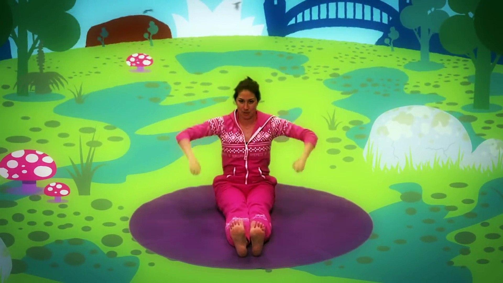 Kickapoo The Kangaroo A Cosmic Kids Yoga Adventure Video Dailymotion