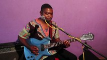 Zimbabwean music legend nurturing young talent