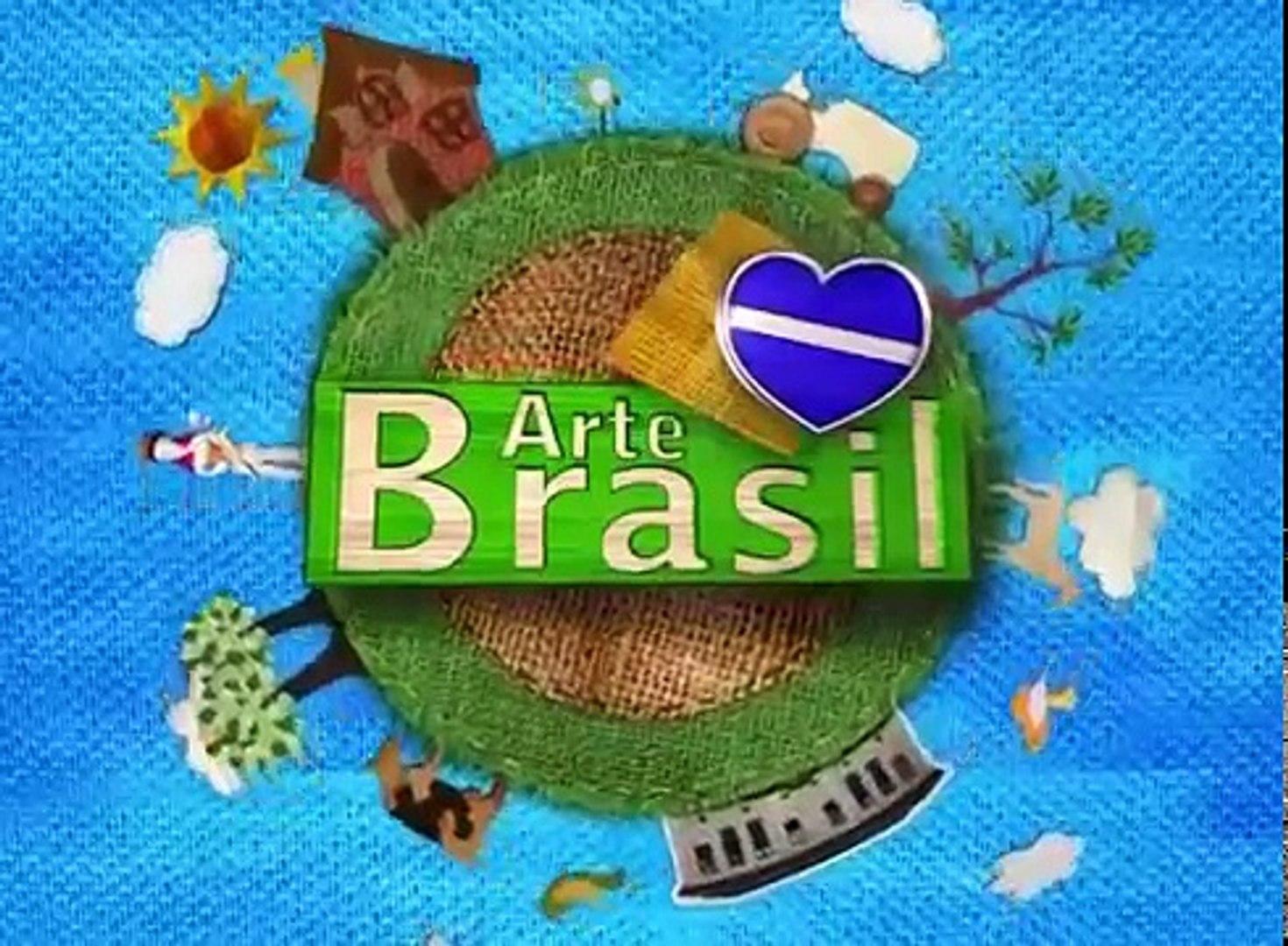 BLOCO DE ANOTAÇÕES com Patrícia Araújo - Programa Arte Brasil - 30/11/2016