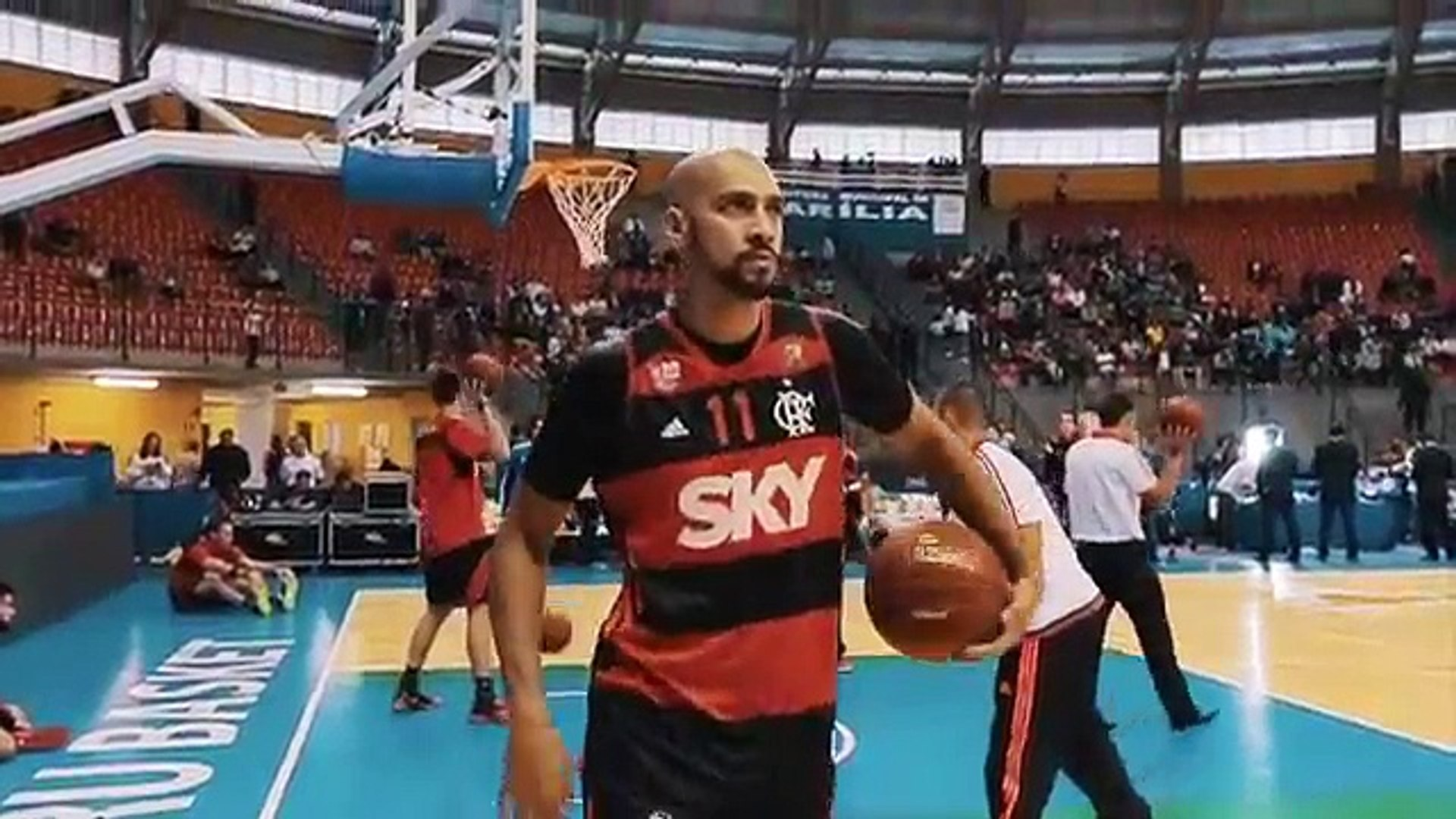 Flamengo campeão do NBB 7