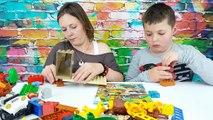 LEGO DUPLO ZOO - giochi per i più piccoli mattoncini colorati per bambini - visita agli animali!
