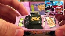Mattel Disney Cars Piston Cup Team Vinyl Toupee (Crusty Rotor - Racer & Hauler) Die-casts