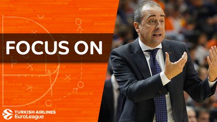 Focus on: Txus Vidorreta, Valencia Basket