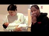 Kylie Jenner Welcomes Her First Child With Travis Scott | Hollywood Buzz