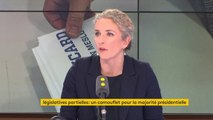 """Législatives partielles : """"une double alerte""""  selon Delphine Batho, députée socialiste des Deux-Sèvres"""