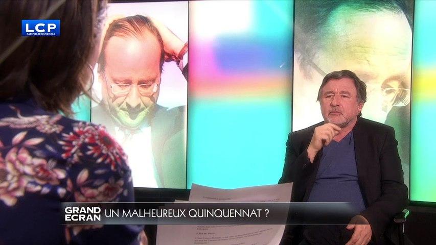 Hollande : un malheureux quinquennat ?