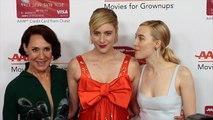 Saoirse Ronan, Greta Gerwig, Laurie Metcalf 2018 AARP's Movies For Grownups Awards