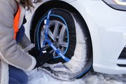 VÍDEO: cómo poner las cadenas textiles a tu coche