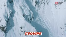 Adrénaline - Ski : Les highlights du Freeride World Tour du Canada en ski hommes
