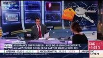 Marie Coeurderoy: Allianz espère doubler sa part de marché dans l'assurance emprunteur - 06/02