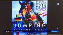 Jumping International de Nantes 2018 ( France 3 ) ART DAN