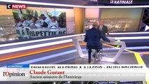 Laurent Wauquiez: «La ligne rouge est simple, la Corse est et restera française»