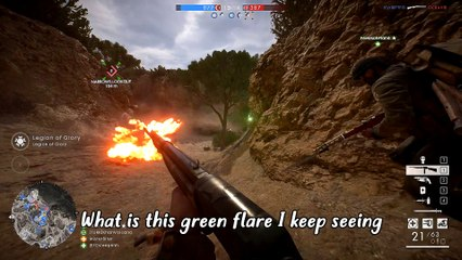 Battlefield 1 - Conversation Street - by Mister-Biter