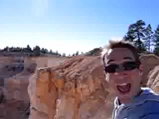 Bonjour Bonjour Bryce Canyon