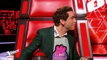 The Voice : Zazie vexée par une remarque de Mika sur son âge