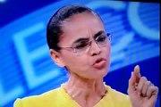 Marina confessa: seu plano de governo é muito parecido com o da socialista Luciana Genro