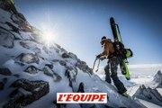 Adrénaline - Ski : Dans la face du sud massif du Mont-Blanc pour lancer la saison 5