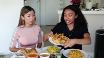 Trying Indian Food FOR THE FIRST TIME w/ Liane V! | Asia The Asian Does Asian Things Ep. 2