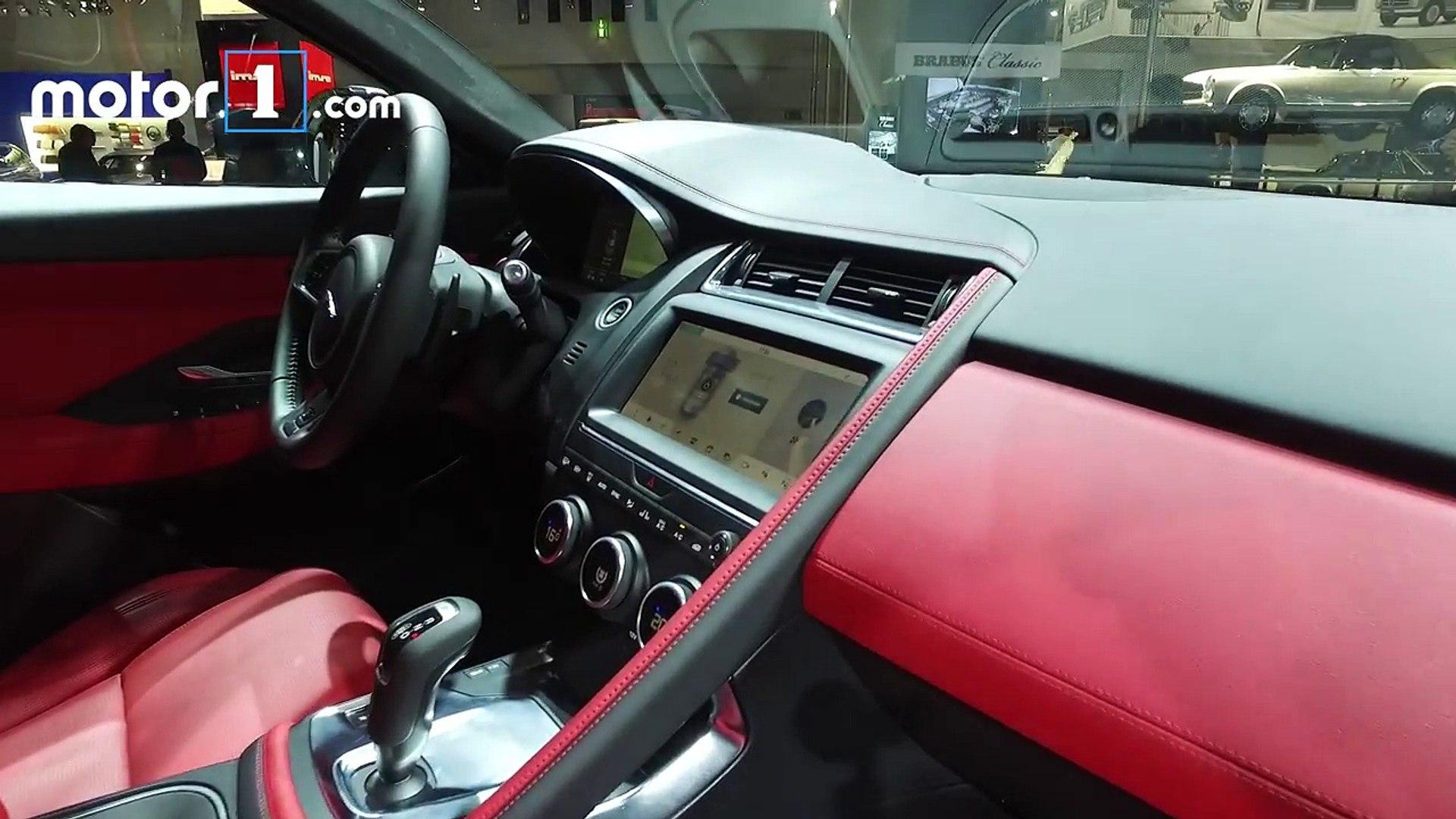Novo Jaguar E-Pace - impressões rápidas | Motor1.com Brasil
