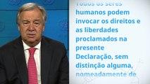 Declaração Universal dos Direitos Humanos: direitos inalienáveis e inerentes