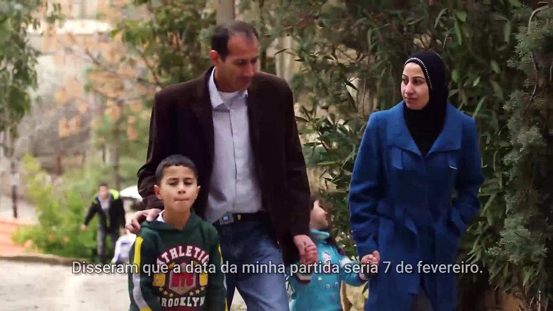 Líbano: família síria se prepara para uma nova vida nos EUA