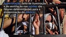 Tuberculose nos presídios brasileiros é emergência de saúde e de direitos humanos