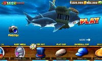 Hungry Shark Evolution: Defeating Giant Crab With Megalodon