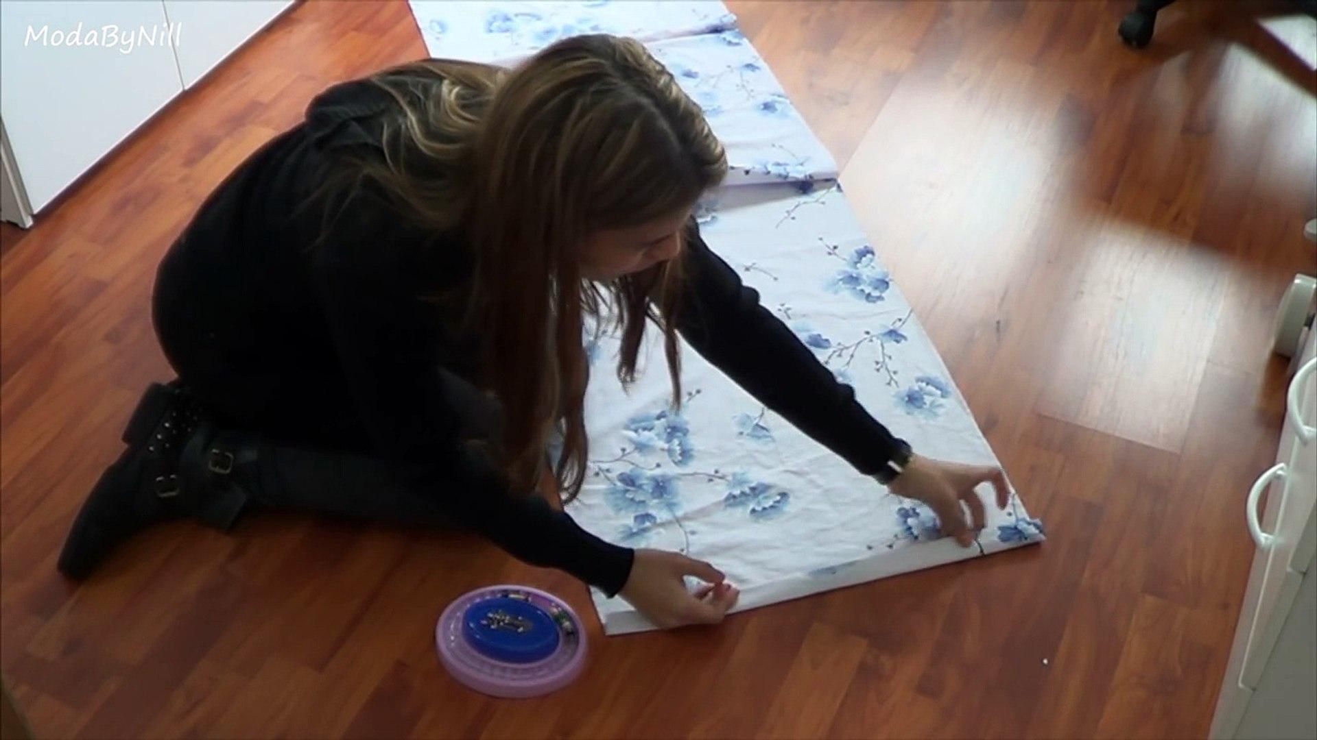 Veda # 20 Como fazer uma fronha para travesseiro | ModaByNill
