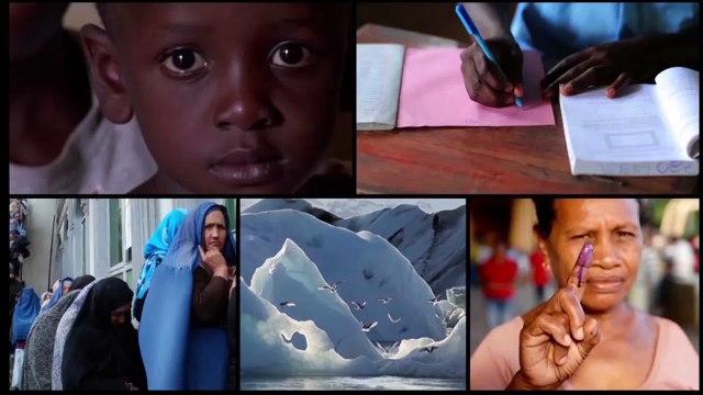 Resumo semanal da ONU em imagens #21a