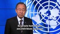Direitos LGBT: Chamado de Ban Ki-moon por solidariedade no Dia dos Direitos Humanos