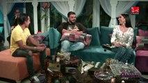 Dandana Dounia batma & Ayman Serhani   Part 1  2018 دنيا باطمة  و زوجها محمد الترك و أيمن السرحاني  في دندنة مع عيماد