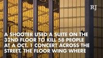 Mandalay Bay renumbering floor associated with Las Vegas shooting