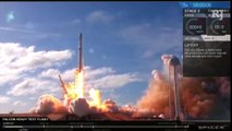 Elon Musk's SpaceX Successfully Test Launches the Falcon Heavy
