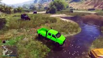 GTA 5 Secret Cars -