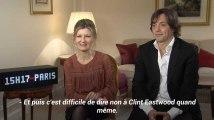Attaque du Thalys: Comment ils ont rejoué leur propre rôle dans le film de Clint Eastwood