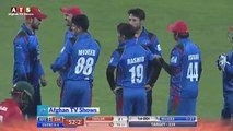 Afghanistan 1st ODI all Wickets against Zimbabwe 2018   What a bowling by Afghanistan Team  Find out here 