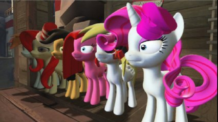 The EOI Ponies Episode 1 - The EOI's gets The Prince!