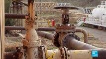 À Kirkouk, l''armée irakienne protège les sites pétroliers