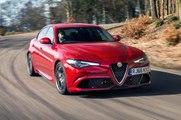 Alfa Romeo Giulia, Yılın En İyi Otomobili Seçildi