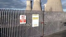 A Drone Flies Through Post-Apocalyptic Cooling Towers (Drones In Forbidden Zones) - Real Stories