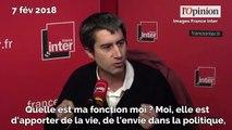 François Ruffin se compare à Johnny Hallyday et tacle François de Rugy
