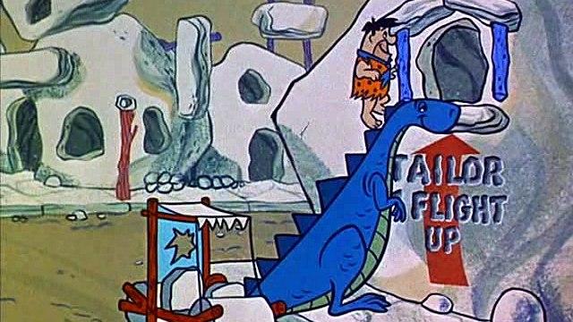 The Flintstones 1x03 - The Swimming Pool
