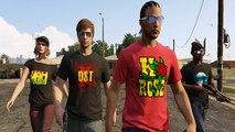 GTA 5 Online - Exclusive San Andreas Radio Tshirts, Double GTA$ and RP & More! [GTA V]