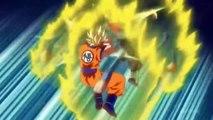 Super Saiyan 3 Goku vs Super Saiyan 2 Trunks | Dragon Ball Super Episode 49 English Dub