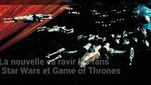 Les créateurs de Game of Thrones s'attaquent à Star Wars